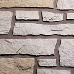 Фасадні панелі Nailite серії Бутовий камінь