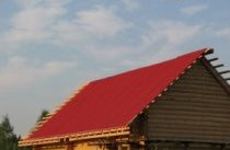 Покрівля даху металочерепицею