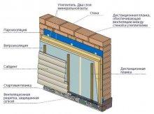 Планка може мати будь-який колір або складатися з обрізаних і з'єднаних шматків, так як вона буде повністю закриватися вініловими панелями.